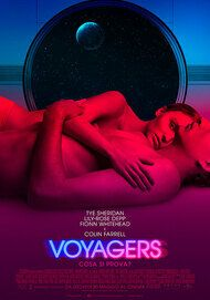 """Movie poster for """"Voyagers"""""""