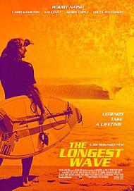 "Filmplakat für ""THE LONGEST WAVE"""