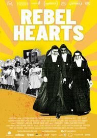 """Movie poster for """"REBEL HEARTS"""""""