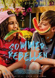 """Movie poster for """"SOMMER-REBELLEN"""""""