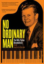 """Movie poster for """"NO ORDINARY MAN"""""""