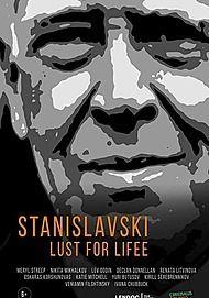 """Movie poster for """"STANISLAVSKI: LUST FOR LIFE"""""""