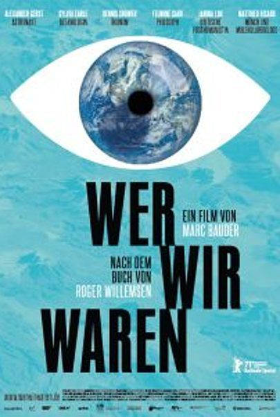 """Movie poster for """"WER WIR WAREN"""""""