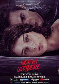 """Movie poster for """"Non mi uccidere"""""""