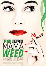"""Movie poster for """"MAMA WEED"""""""