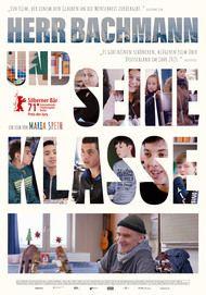 """Filmplakat für """"HERR BACHMANN UND SEINE KLASSE"""""""