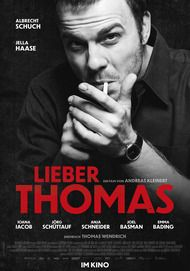 """Movie poster for """"LIEBER THOMAS"""""""