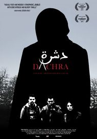 """Movie poster for """"DACHRA"""""""