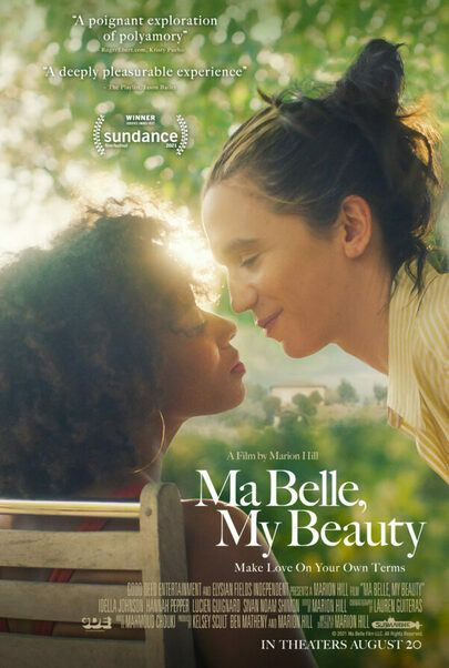 """Movie poster for """"MA BELLE, MY BEAUTY"""""""