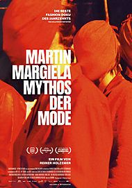 """Movie poster for """"MARTIN MARGIELA: IN HIS OWN WORDS"""""""