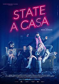 """Movie poster for """"State a casa"""""""