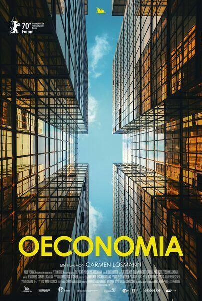 """Filmplakat für """"OECONOMIA - FILMSTART IN ÖSTERREICH"""""""