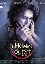 """Movie poster for """"L'HOMME QUI RIT"""""""
