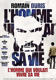"""Movie poster for """"L'HOMME QUI VOULAIT VIVRE SA VIE"""""""
