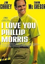 "Affiche du film "" I LOVE YOU PHILLIP MORRIS"""