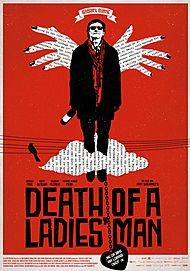 """Movie poster for """"DEATH OF A LADIES MAN - FILMSTART IN ÖSTERREICH"""""""