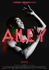"""Movie poster for """"AILEY"""""""