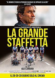 """Movie poster for """"La Grande Staffetta"""""""