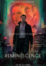 """Movie poster for """"REMINISCENCE"""""""