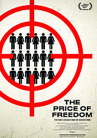 """Movie poster for """"THE PRICE OF FREEDOM"""""""
