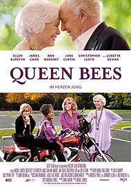 """Movie poster for """"QUEEN BEES"""""""