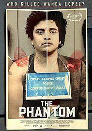 "Movie poster for ""THE PHANTOM"""