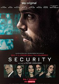 """Movie poster for """"Security"""""""