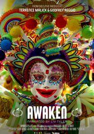 """Movie poster for """"AWAKEN"""""""