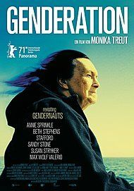 """Movie poster for """"GENDERATION"""""""