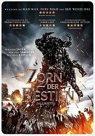"""Movie poster for """"ZORN DER BESTIEN - JALLIKATTU"""""""
