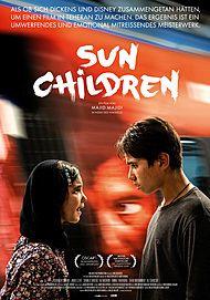 """Filmplakat für """"SUN CHILDREN"""""""