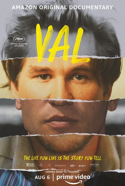 """Movie poster for """"VAL"""""""