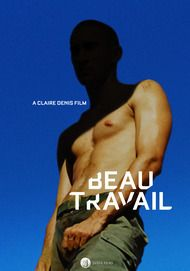 """Movie poster for """"BEAU TRAVAIL"""""""
