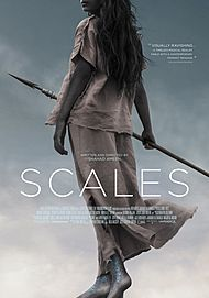 """Movie poster for """"SCALES"""""""