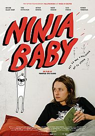 """Movie poster for """"NINJABABY"""""""