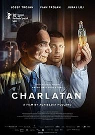 """Movie poster for """"CHARLATAN"""""""