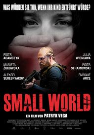 """Movie poster for """"SMALL WORLD"""""""
