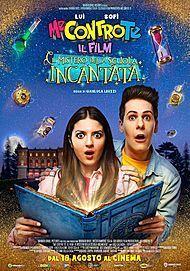 """Movie poster for """"Me Contro te 2 - Il Mistero della Scuola Incantata"""""""