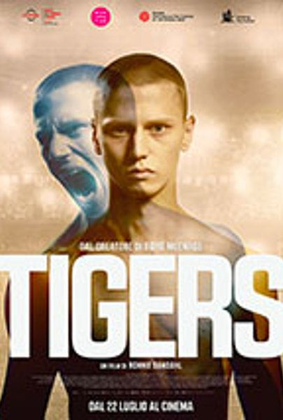 """Movie poster for """"Tigers"""""""