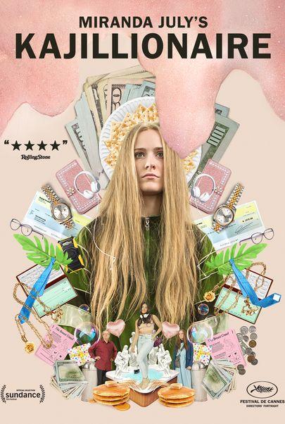 "Filmplakat für ""KAJILLIONAIRE - ZORRO DVD RELEASE"""