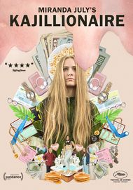"Movie poster for ""KAJILLIONAIRE - ZORRO DVD RELEASE"""
