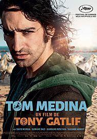 "Movie poster for ""TOM MEDINA"""