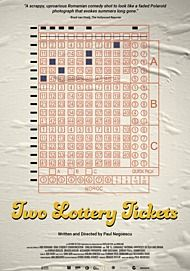 """Movie poster for """"TWO LOTTERY TICKETS"""""""