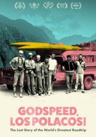"Movie poster for ""GODSPEED, LOS POLACOS!"""