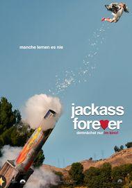 "Movie poster for ""JACKASS FOREVER"""