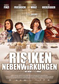 """Filmplakat für """"RISIKEN & NEBENWIRKUNGEN"""""""