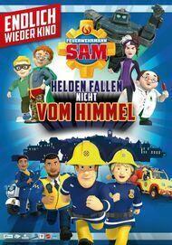 """Filmplakat für """"FEUERWEHRMANN SAM - HELDEN FALLEN NICHT VOM HIMMEL"""""""