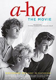 """Movie poster for """"A-HA – THE MOVIE"""""""