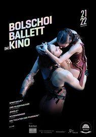 """Filmplakat für """"BOLSCHOI BALLETT SAISON 2021/22"""""""