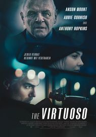 """Movie poster for """"THE VIRTUOSO"""""""